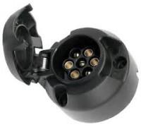 Розетка фаркопа 7-pin.Для подключение прицепа к автомобилю.